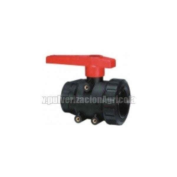 Válvula de plástico H-H 2″