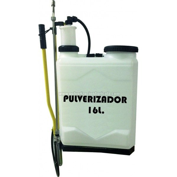 Pulverizador manual 16 litros